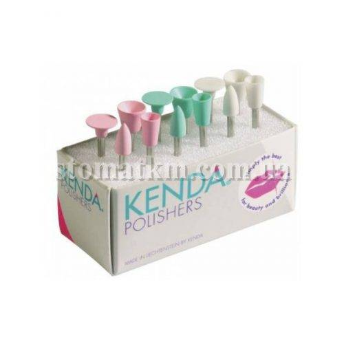 Кенда полировальные головки (Kenda)