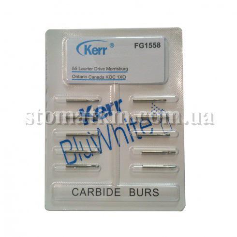 Боры для разрезания коронок BluWhite (Kerr)