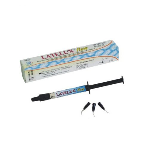 Лателюкс флоу шприц (Latelux flow) 2г.