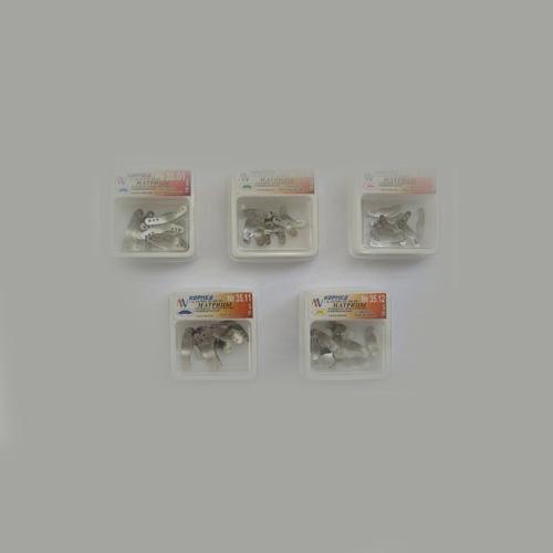 Матрицы металлические перфорированные №3501–3512 уп./10 шт