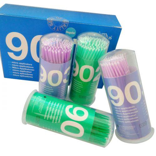 Аппликаторы 901T (Microbrush) 100шт.