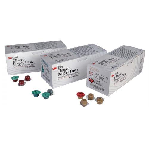 Клинпро Профилактическая Паста (Clinpro™) 12613 (вишневая) 2г.