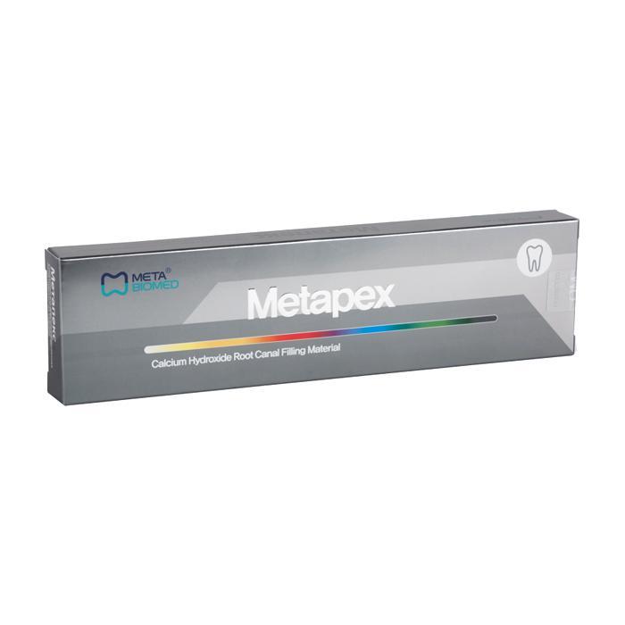 Метапекс (Metapex) гидроокись кальция 2,2г.