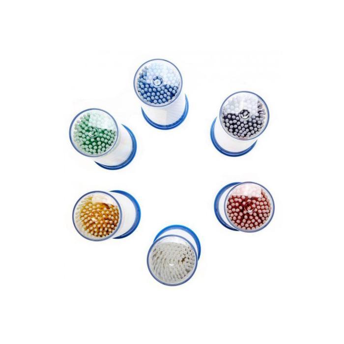 Аппликаторы (Микробраши) стоматологические MED COMFORT
