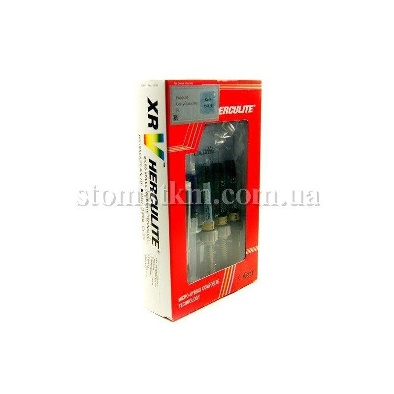 Геркулайт Мини набор (Herculite XRV Mini Kit) 3шпр.х3г.