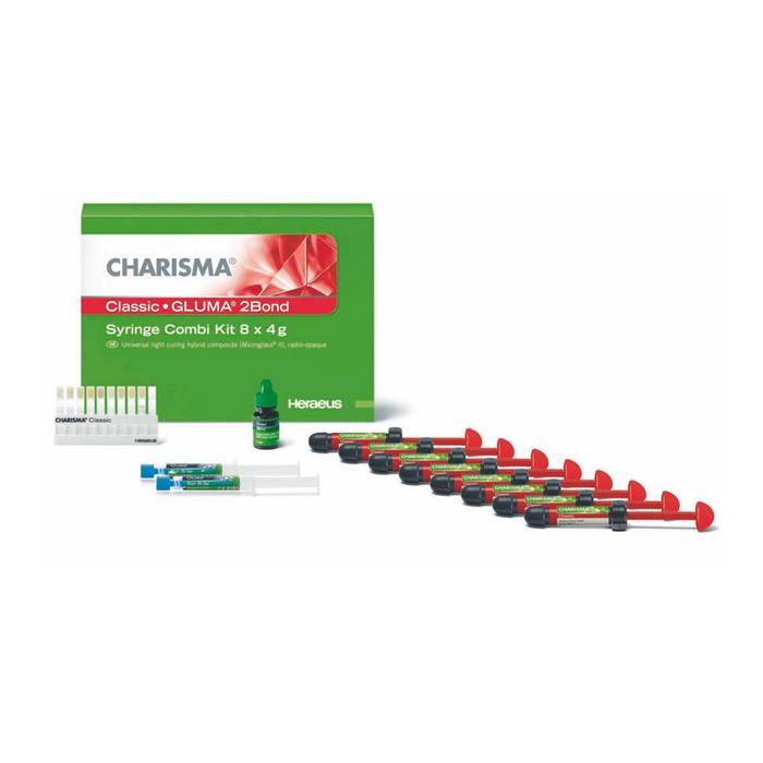 Charisma Classic kit 8