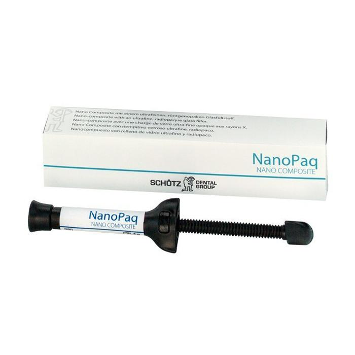 Нано Пак (NanoPaq) шприц 4г. цв.А3